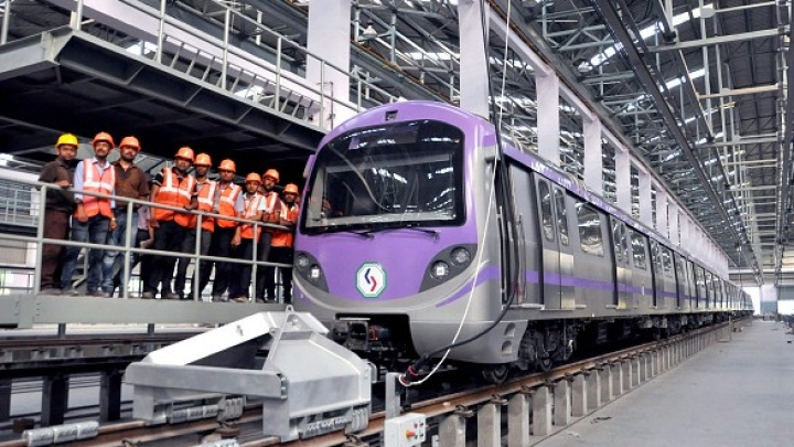 Now Travel On Brand New East-West Section Of Kolkata Metro: Corridor To Be Thrown Open Post Inspections
