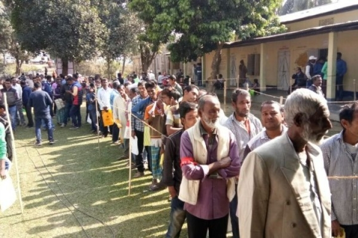 Voters Excluded From NRC Will Not Be Listed 'Doubtful', Are Allowed To Vote: Election Commission Decides
