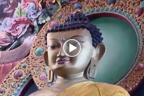 Tawang Monastery: Celestial Paradise On A Clear Night