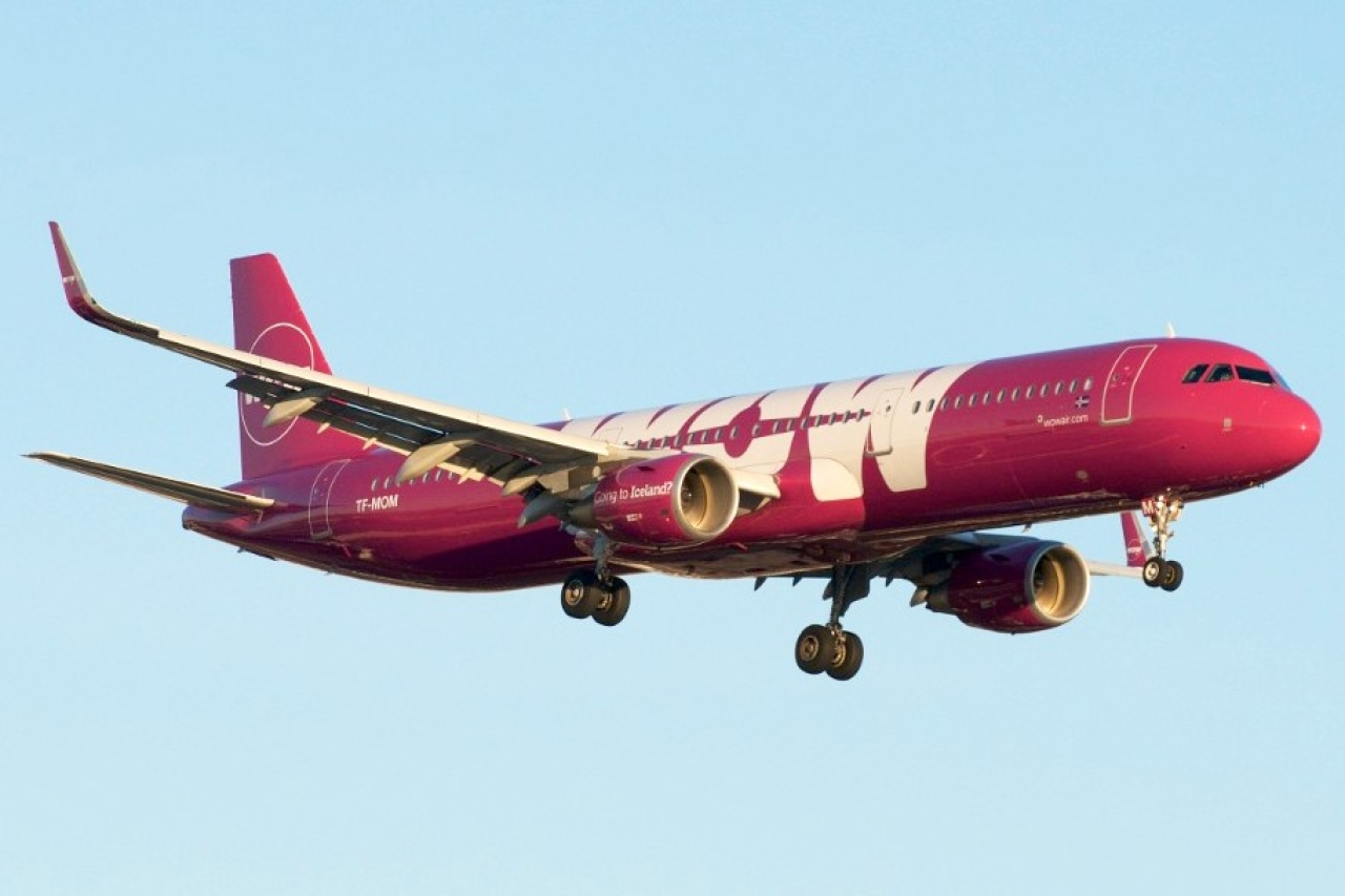 The Cheapest Flight To Canada? Iceland-Based Wow Air To