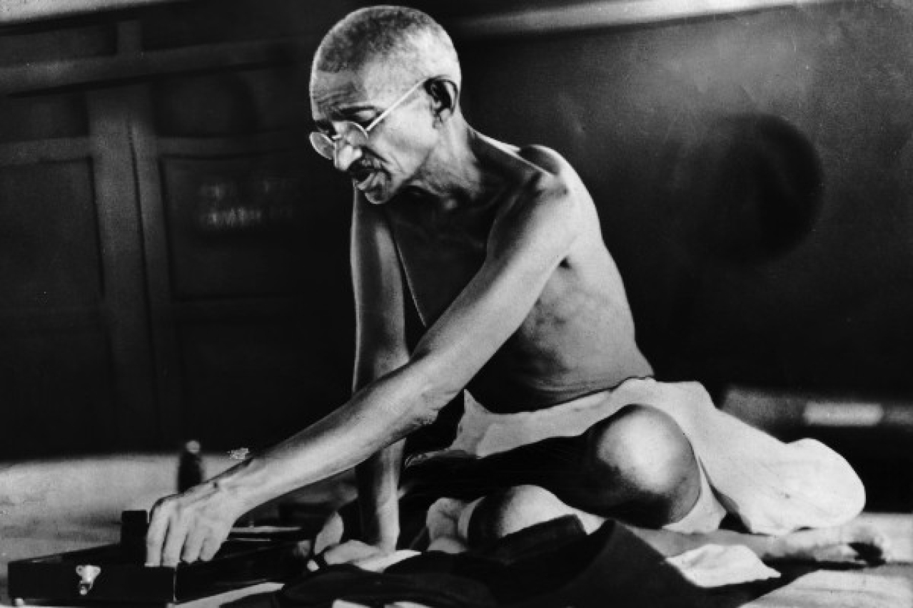 Mahatma Gandhi (Hulton Archive/Getty Images)