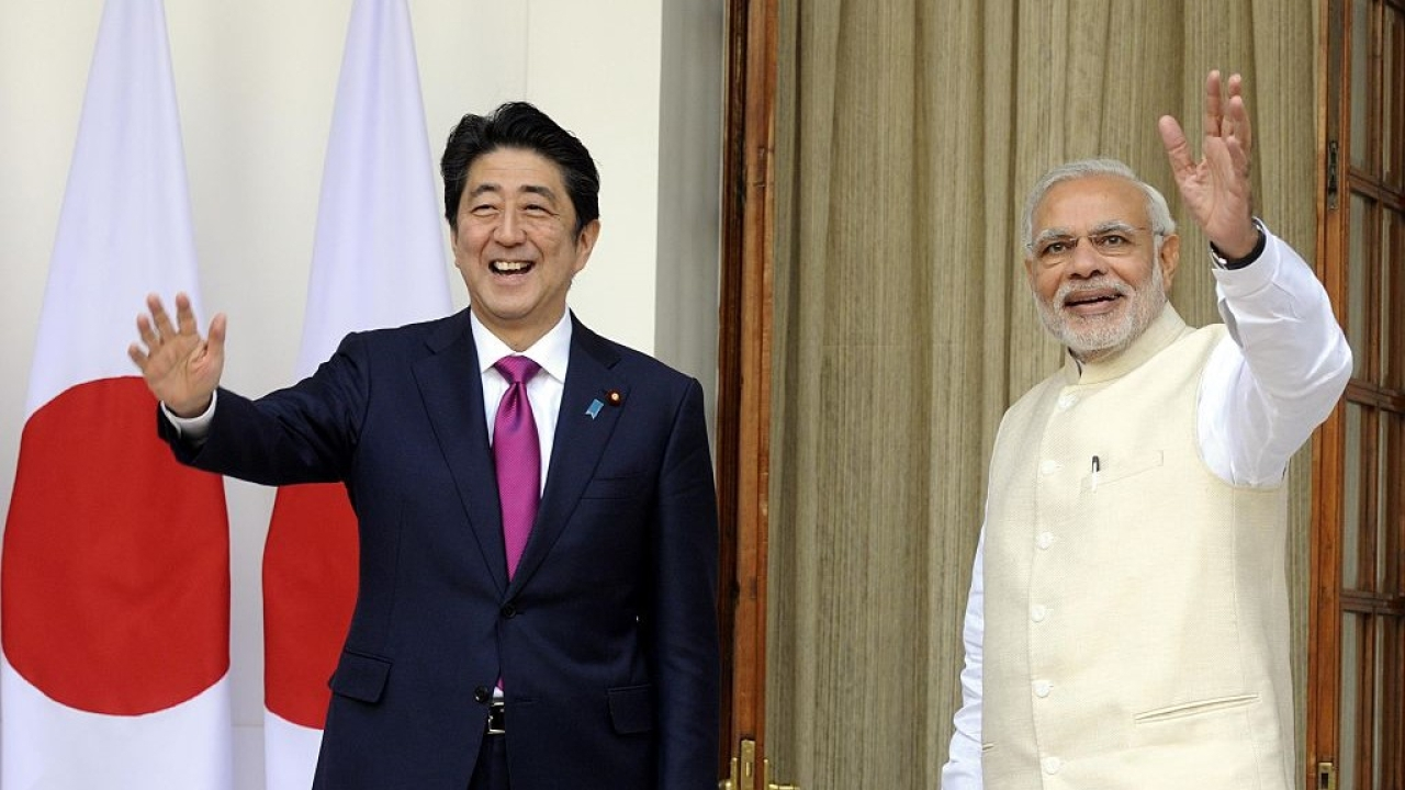 Two's A Team: PM Modi And Japanese PM Shinzo Abe To Announce Infra Projects In The Indo-Pacific