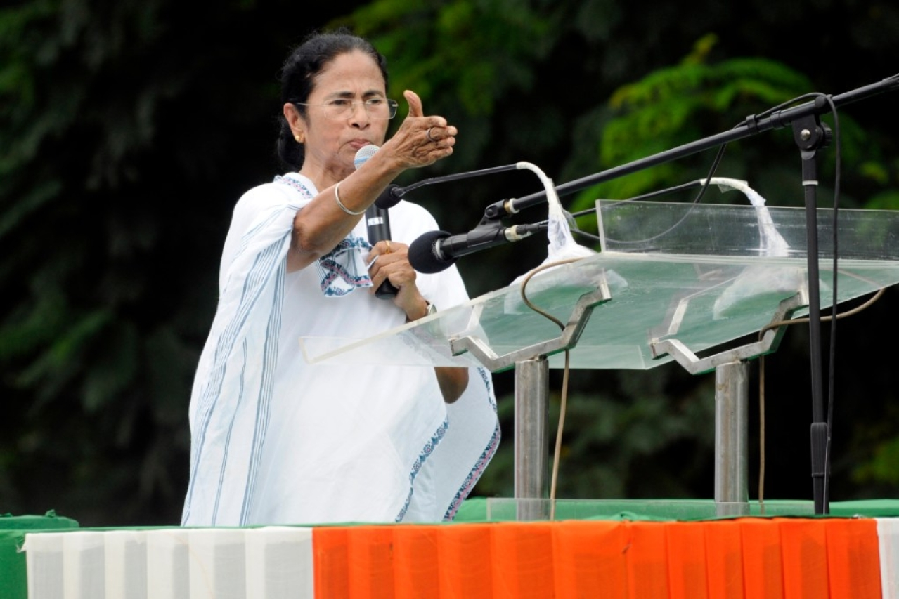 'Only One Satellite Was Destroyed, It Was Lying There': Mamata On Mission Shakti; To File Complain With EC