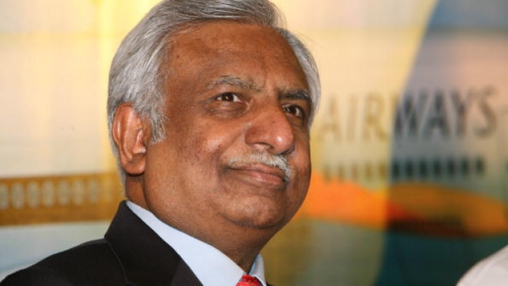 Naresh Goyal Walks Away From His Crumbling Empire; Resigns From Jet Airways Board Along With Wife