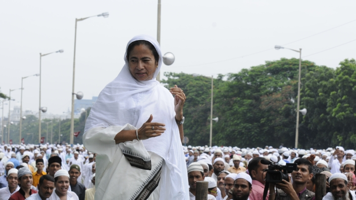 Imams Vs Mamata : 'Mamata Is Giving Funds To Durga Puja But Not To Us', Muslim Clerics Protest In Bengal