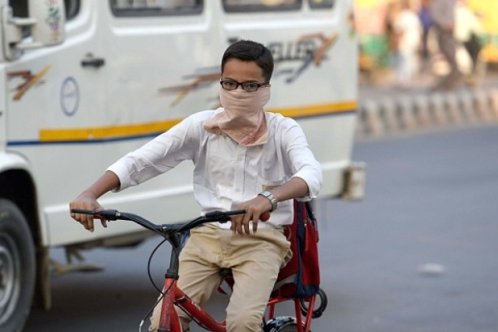 Ghaziabad Has The Worst Air Among All Indian Cities—And That Is Making Its Children Sick