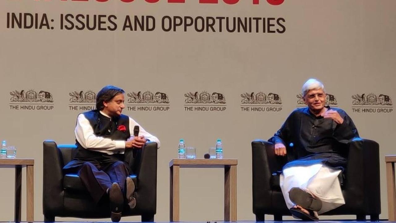 No 'Good' Hindu Wants A Temple At Ram Janmabhoomi: Says Congress Leader Shashi Tharoor