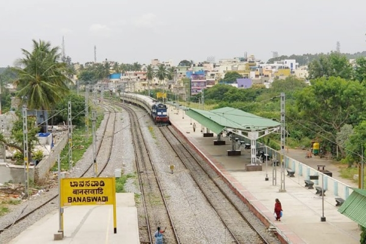Bengaluru: Railways To Increase Halts At Banaswadi Even As Station's Last Mile Connectivity Remains Poor