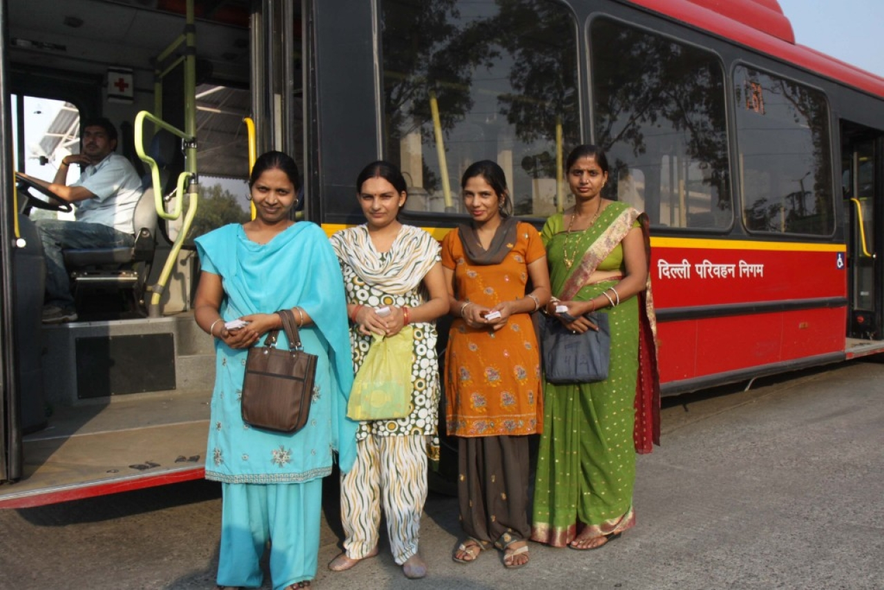 Image result for dtc buses women