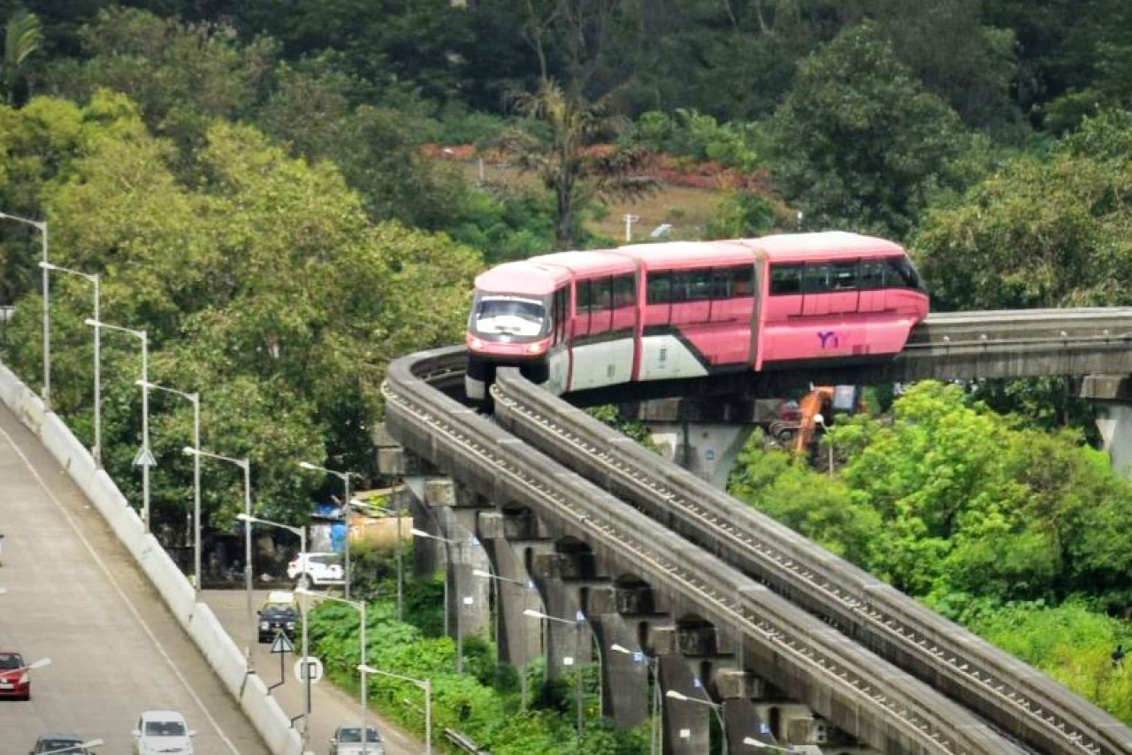 After Initial Rejection, Mumbai Monorail Between Wadala and Jacob Circle Approved With Safety Measures