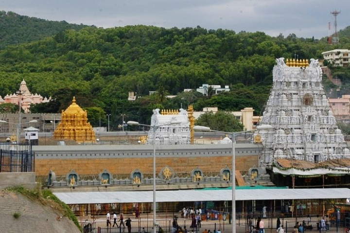 Christ's Name Pops Up On Official Website Of Tirumala Tirupati Devasthanam; Probe Ordered