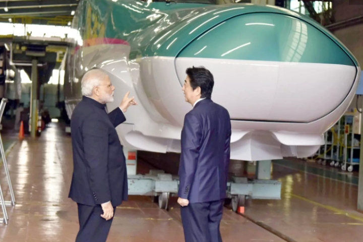 No, Japan Hasn't Stopped Funding The Bullet Train: JICA Approves Rs 5,500 Crore For The Project