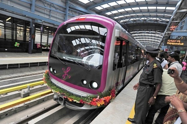 Big Relief For Commuters: Bengaluru Metro To Get Its Second Six Coach Train On Thursday