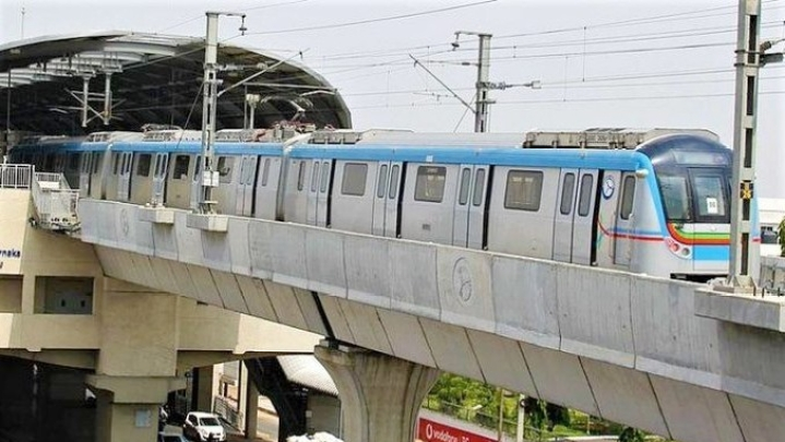 Another Addition To Hyderabad Metro: Nagole-HiTec City Corridor To Be Ready By December
