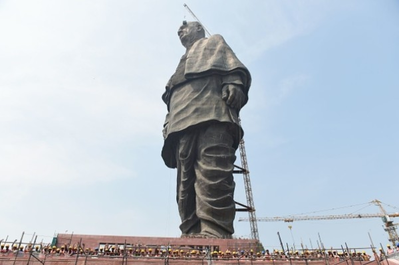 Sardar Vallabhbhai Patel's Statue Is A Tribute To Indian Engineering, Says L&T