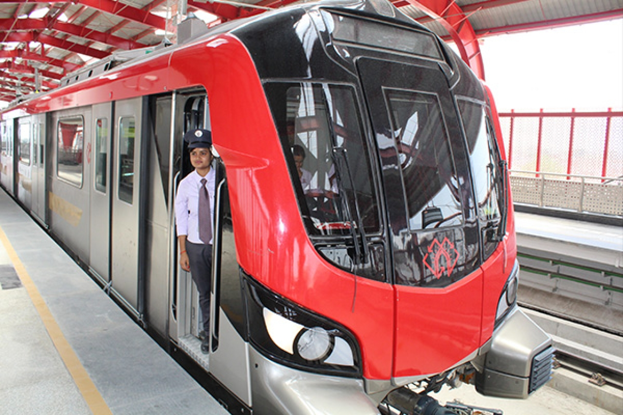 Lucknow: LMRC's North-South Metro Corridor To Become Operational Ahead Of Schedule, Trial Run Successful
