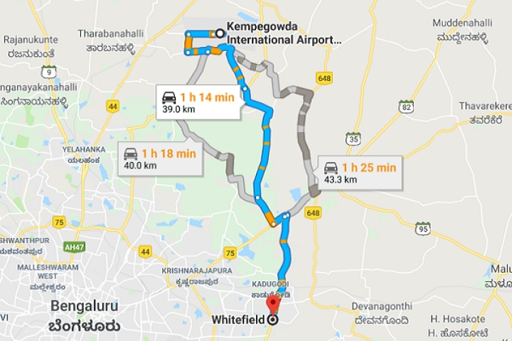 Bengaluru: Whitefield–Airport Commute To Get Easier As NHAI Accelerates Work On Satellite Town Ring Road