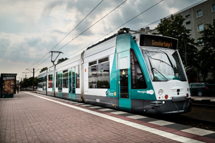 World's First Autonomous Tram Presented By Siemens Mobility At InnoTrans 2018