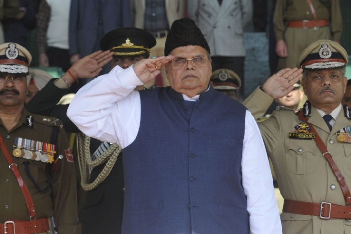 In Healthcare Push, J&K Governor Satya Pal Malik Announces Medi-City Project for Srinagar and Jammu Cities