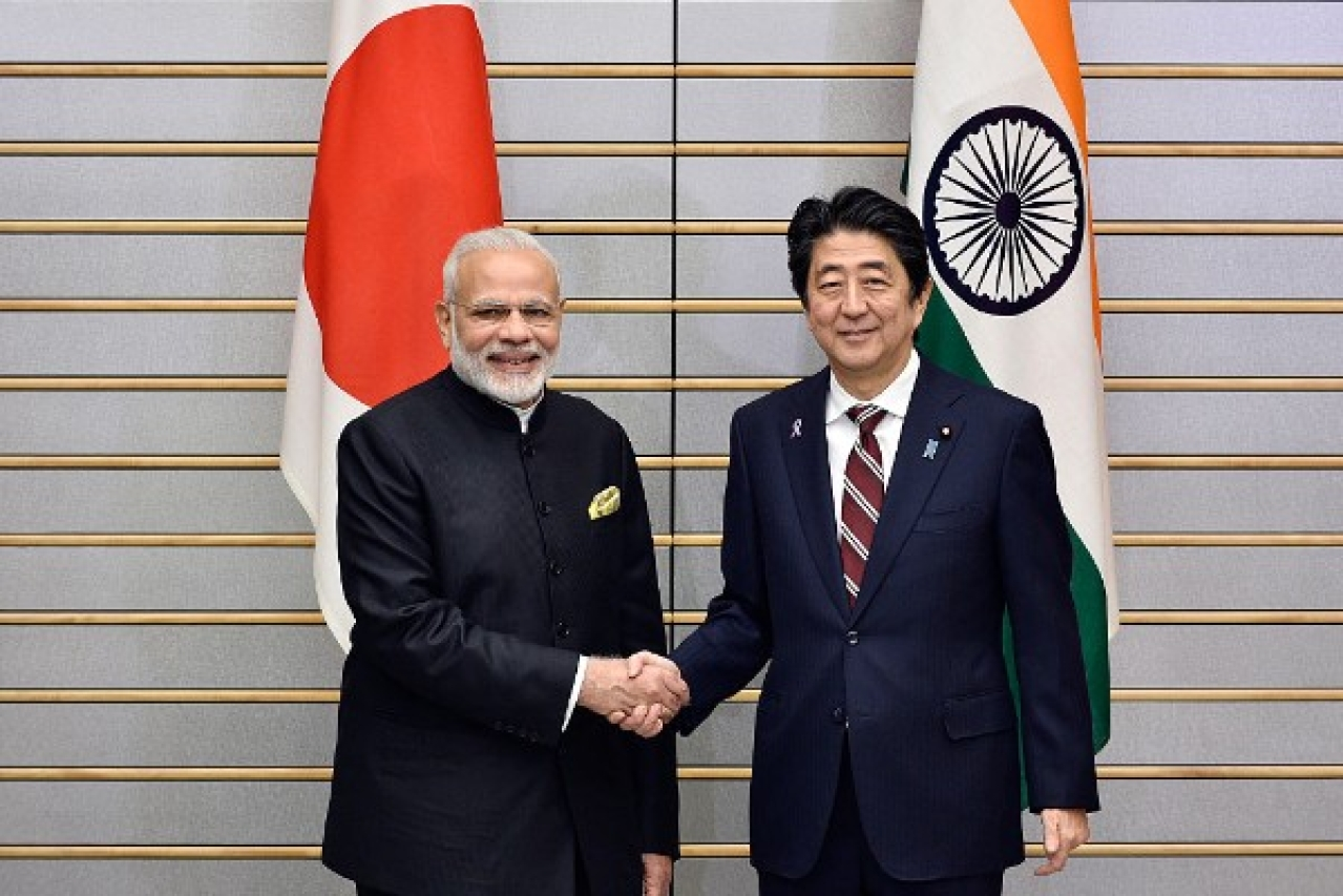 From Bullet Trains To Bullets? India May Share Military Bases With Japan After US And France
