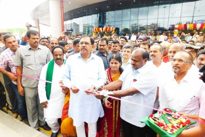 Huge Relief For Bengaluru Commuters: Majestic Metro Station Finally Has A Footover Bridge Connection To Bus Terminal