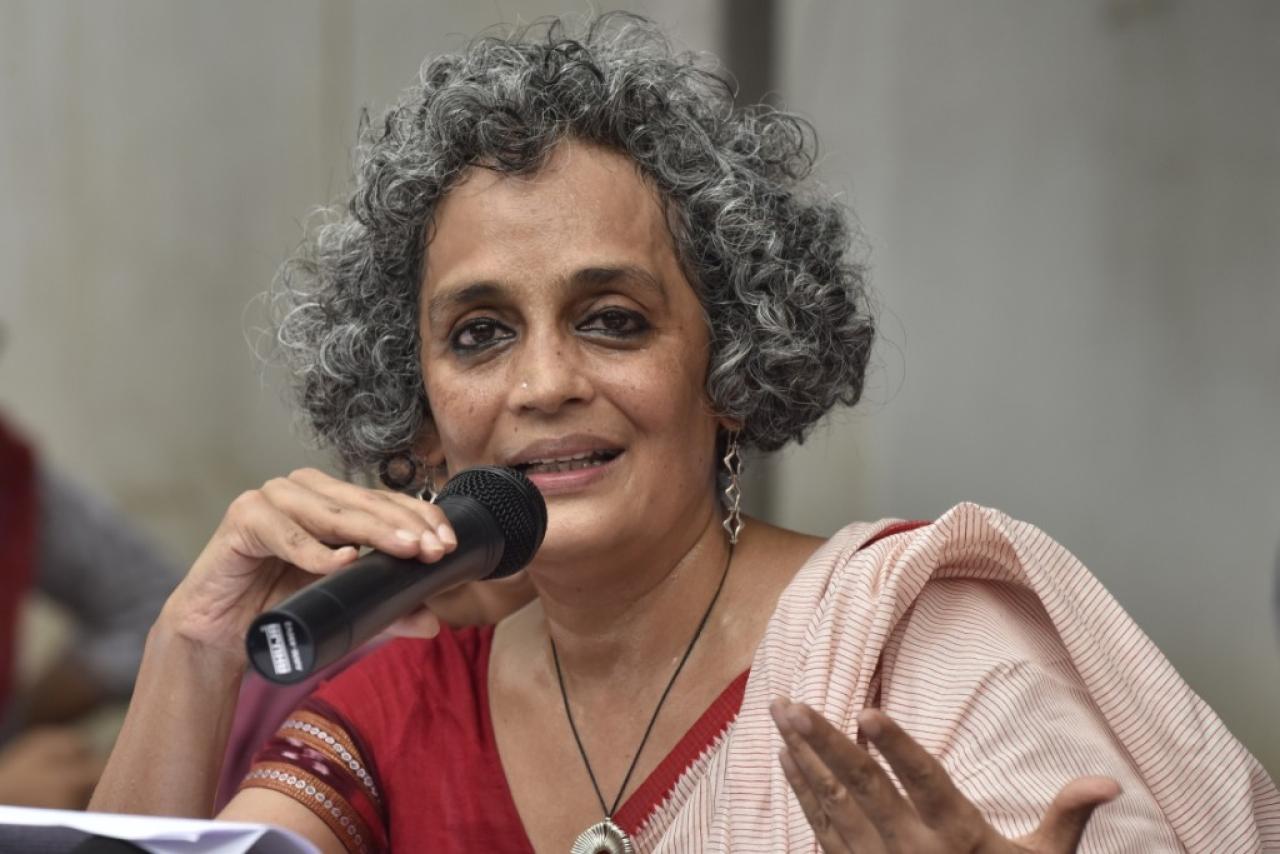 Image result for arundhati roy
