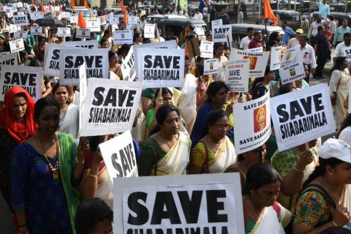 Sabarimala Standoff Shows That 'White Man's Burden' Is Still Being Carried In Post-Colonial India