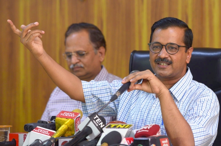 Delhi Chief Minister Arvind Kejriwal Now Out On Bail, Will Have To Seek HC's  Approval Before Leaving Delhi