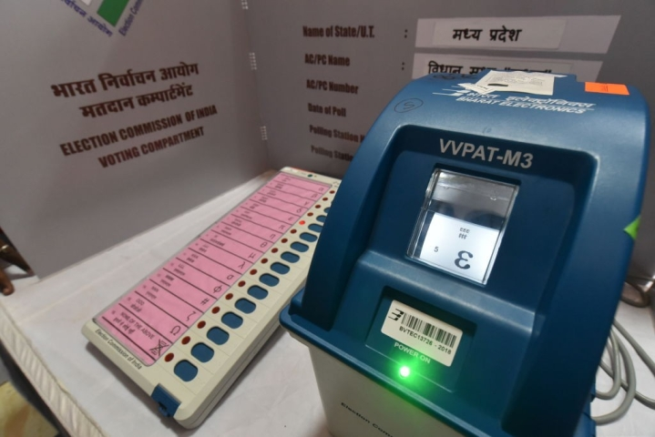 Coming In 2019 Elections: 100 Per Cent VVPATs In All Polling Booths In India