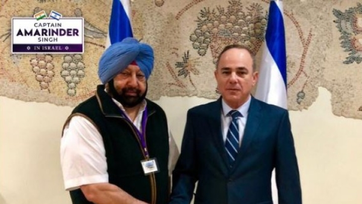 Leveraging Israel's Skills To Help Farmers? Punjab To Adopt Water-Recycling Tech To Meet Irrigation Needs