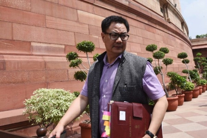 Arunachal's Kiren Rijiju, MoS Home, Made Part Of Indian Delegation On Security Talks; China Up In Arms