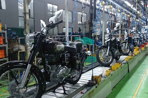 Chennai's Automotive Hub Undergoes Labour Pains As Employees Strike Work; Setback For Firms Like Royal Enfield