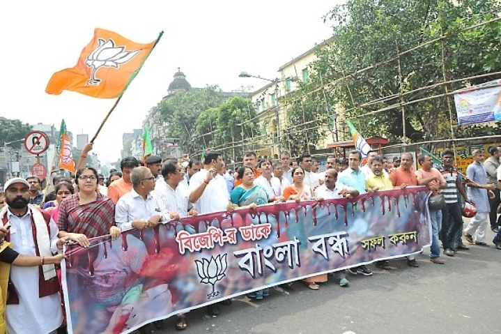 Saffron Lotus, Green Leaves: BJP To Field More Muslim Candidates In West Bengal As Its Base In The Community Expands
