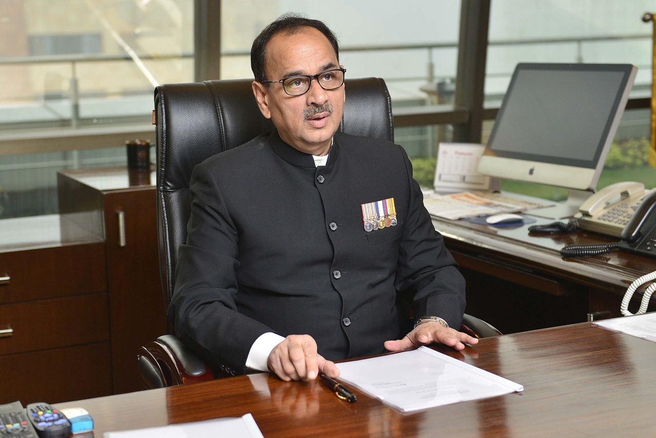 CBI Director Alok Verma. (Ramesh Sharma/India Today Group/Getty Images)