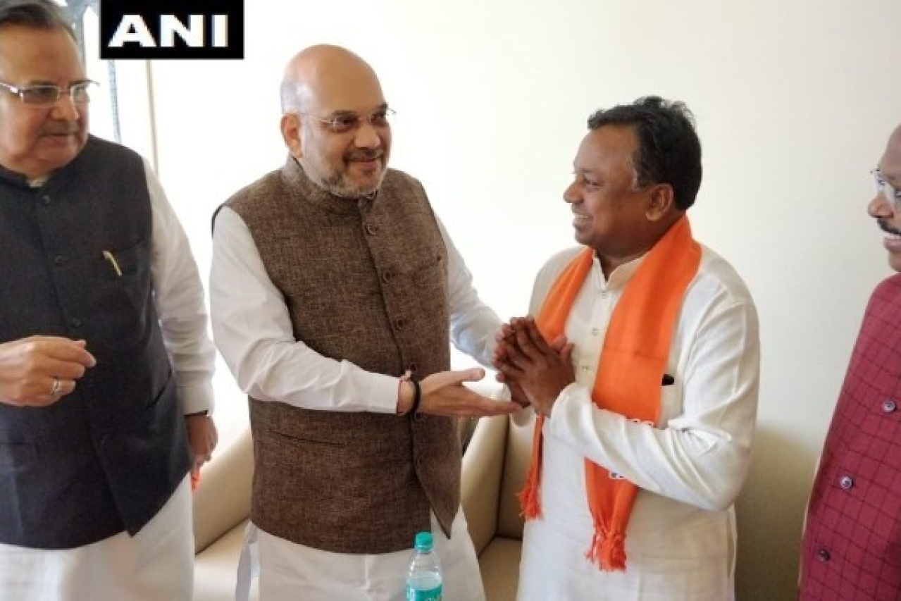 Chhattisgarh: Congress Working President Joins BJP Ahead Of Elections