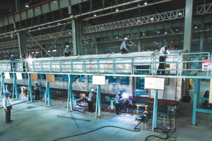 Another Boost To UP's Industry: Modern Coach Factory In Rae Bareli's To Double Manufacturing Capacity By 2020-21