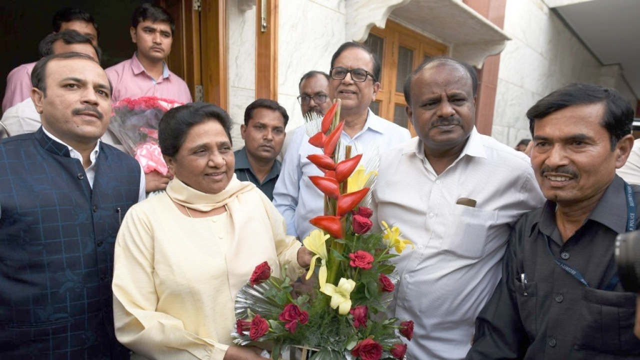 Karnataka: Another Wicket Down For JD(S)-Congress Coalition As Lone BSP Minister Quits