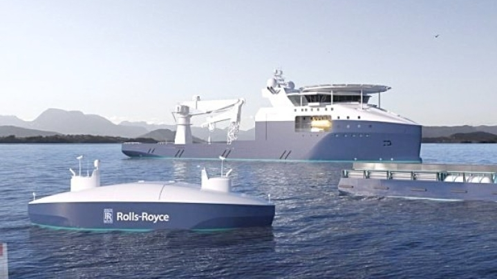 After Driverless Cars, Now Sailor-Less Ships: Rolls Royce To Develop Autonomous Vessels In Collaboration With Intel