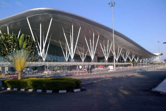 Flyers With Only Hand-Baggage To Get Faster Entry Into Bengaluru Airport Thanks To New Dedicated Entry Point