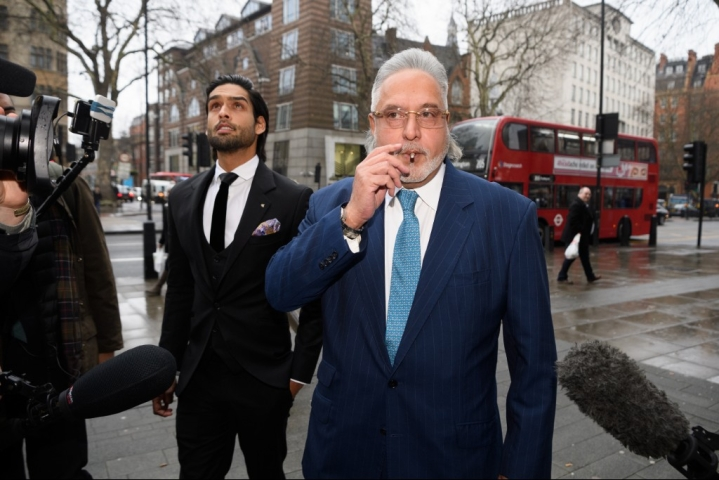 Bad Goes to Worse For 'King  Of Good Times'; Swiss Bank Tries To Foreclose Mallya's House In London