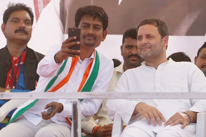 """We Were Insulted Again And Again"": Gujarat MLA Alpesh Thakor Resigns From Congress, Blames Rahul Gandhi"