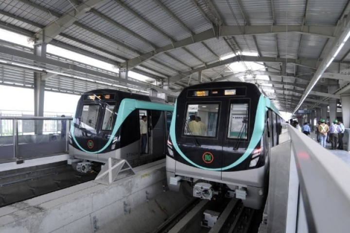 Noida Metro To Power All 21 Stations Using Solar Power; Will Save Over 50 Per Cent In Electricity Costs