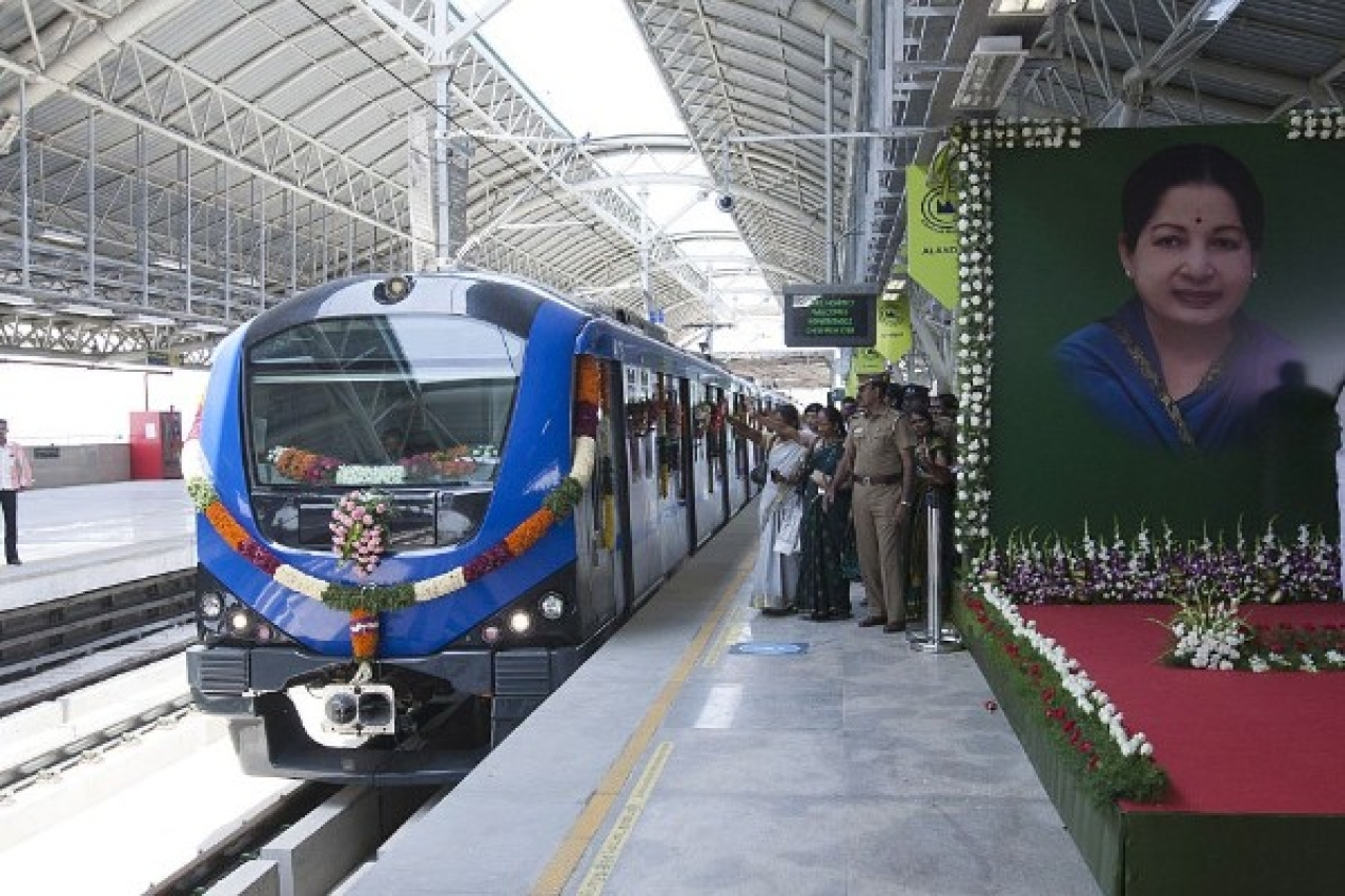 Work On 120 Km Chennai Metro Phase II Begins By Early 2020, To Be Operational By 2026; Station Size Reduced