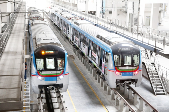 Hyderabad Metro Targets To Increase Its Daily Ridership To 10 Lakh In Next Two Year; A Growth Of Almost 400 Per Cent
