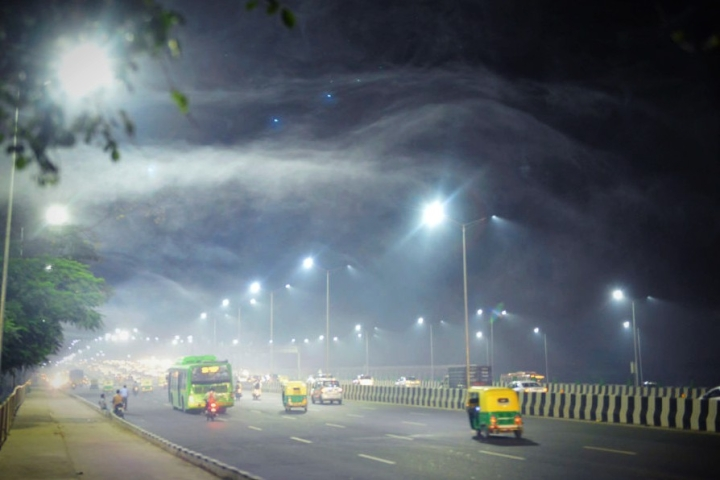 Technology Saves The Day? This Is How Delhi's Air May Be Cleared Of 90 Per Cent Of Its PM2.5 Pollutants