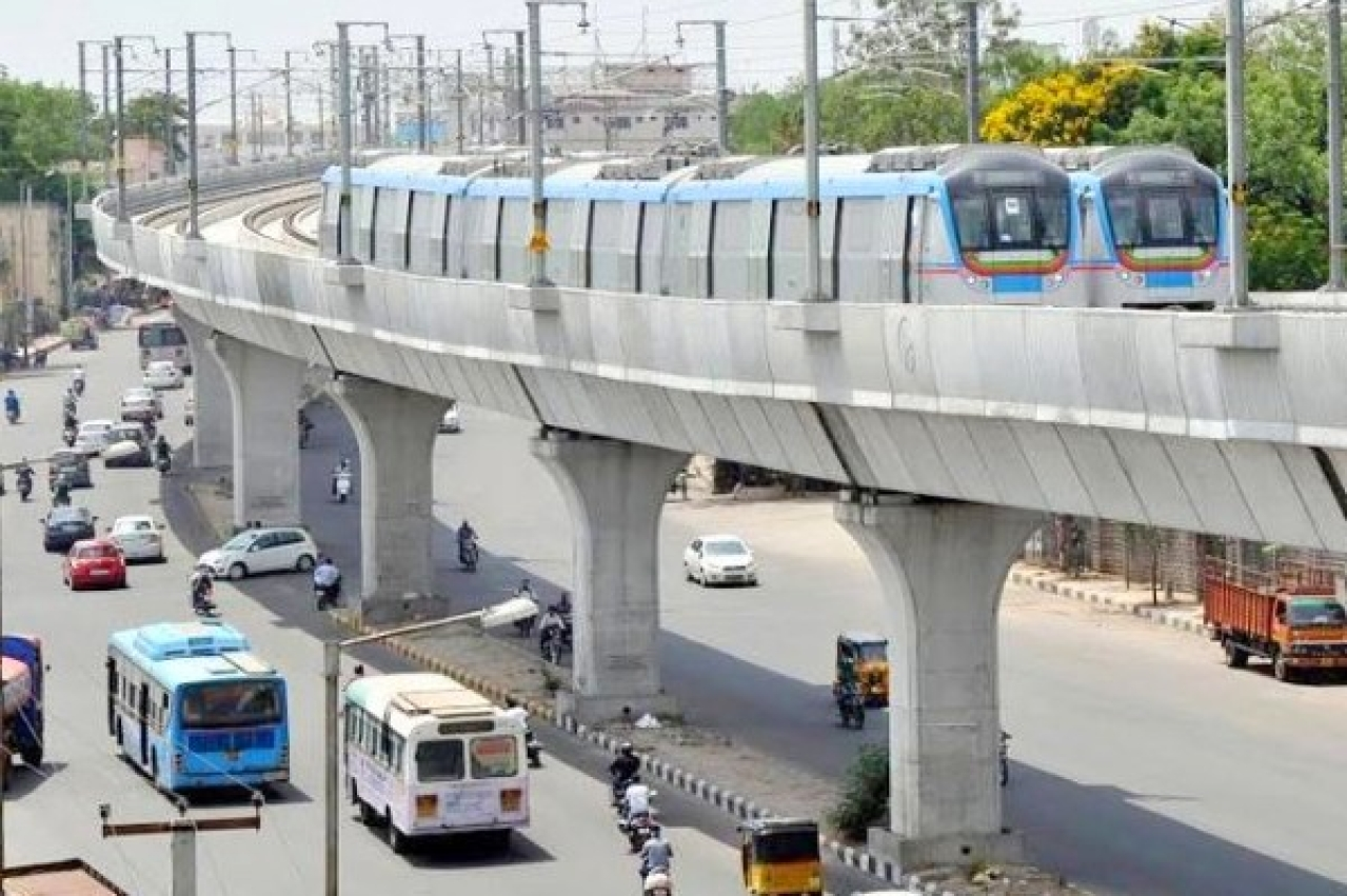 Vizag Metro Takes Shape: Five Companies Submit Bids For Project, AMRC To Make Selection