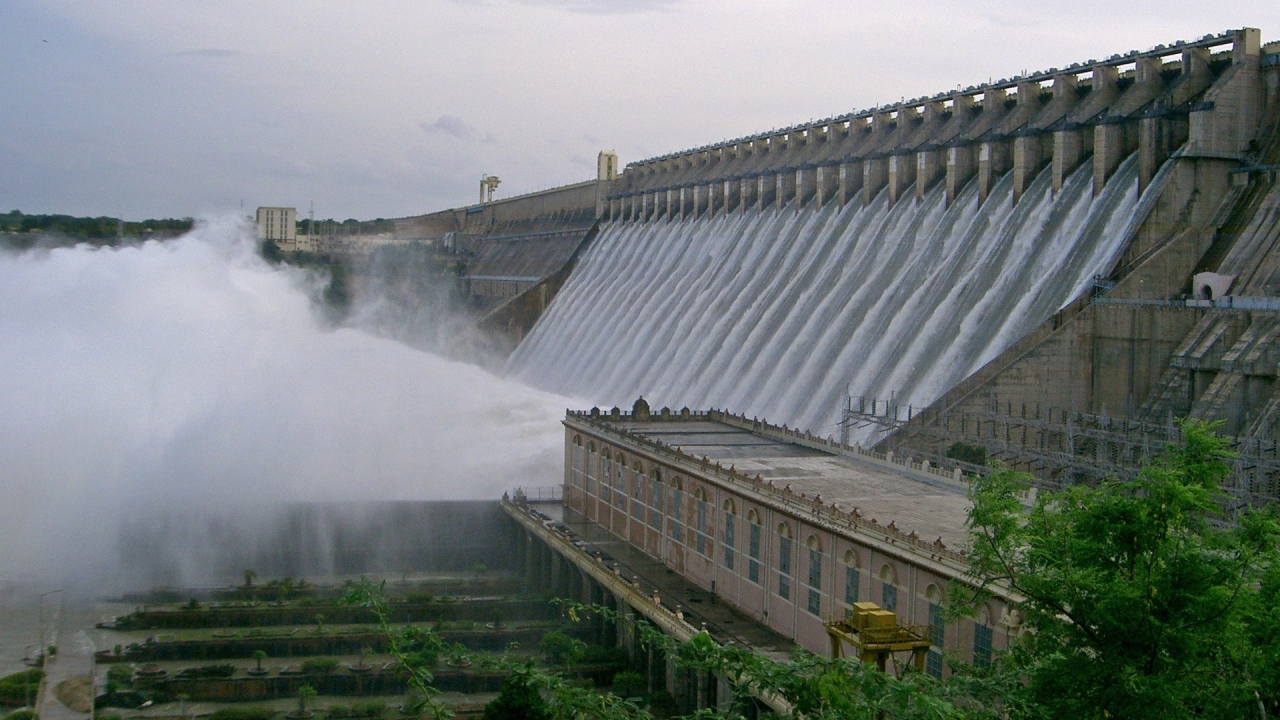 War For Krishna: Dispute Erupts Between Andhra And Telangana Over Water Sharing