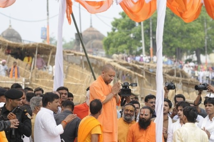 Show Same Alacrity In Ram Mandir Case, As With Sabarimala, UP CM Yogi Adityanath Urges Supreme Court
