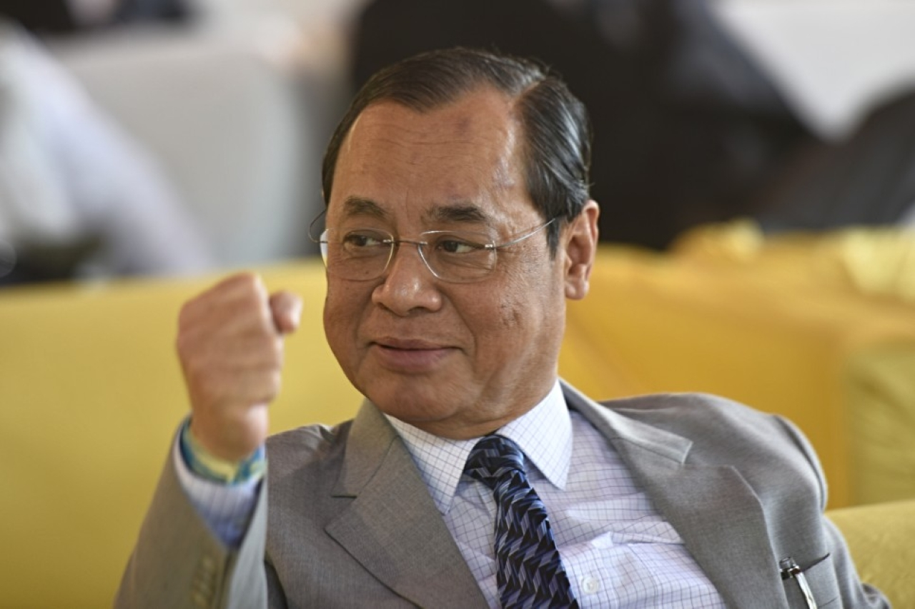Chief Justice of India, Ranjan Gogoi (Photo by Vipin Kumar/Hindustan Times via Getty Images)