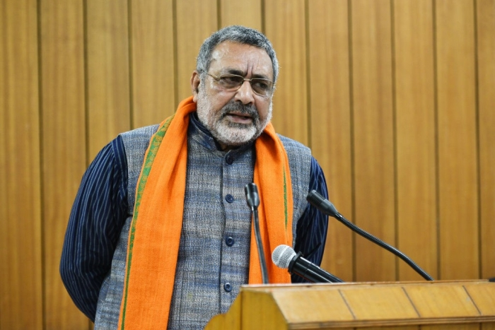 Those Opposing Law Against Triple Talaq Are Doing Injustice To Muslim Women: Union Minister Giriraj Singh